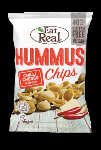Hummus Chilli Cheese