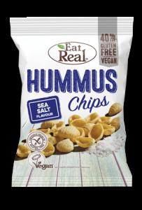 Hummus Sea Salt