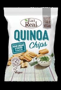 Quinoa Sour Cream Chives