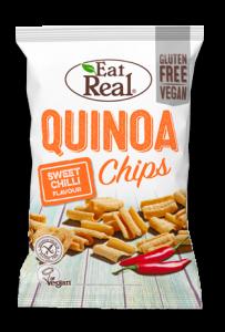 Quinoa Sweet Chilli