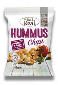 Hummus Tomato Basil